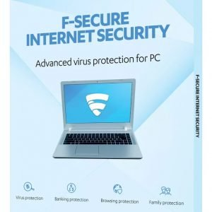 F-Secure Internet Security [1PC - 1YEAR]