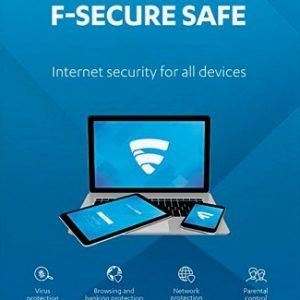 F-Secure Safe [3 Devices - 1 YEAR]