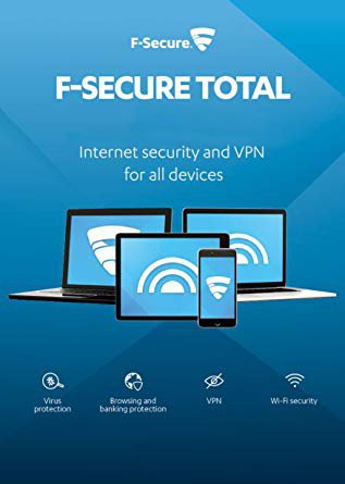 F-Secure Total [3 Devices - 1 YEAR]