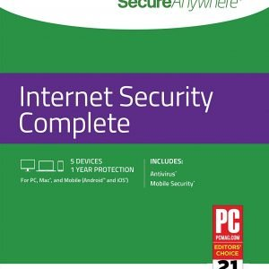 Webroot Internet Security Complete [2 Years]